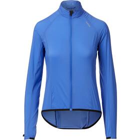 Giro Chrono Expert Chaqueta Cortavientos Mujer, azul